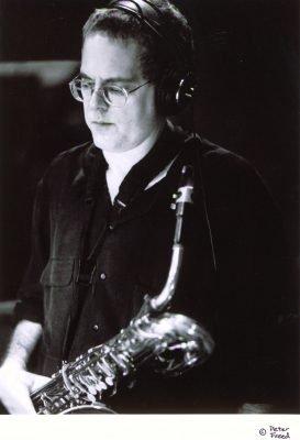 00168 Rogeer Rosenb erg bw pose sax