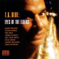 T.K. BLUE: Eyes of the Elders