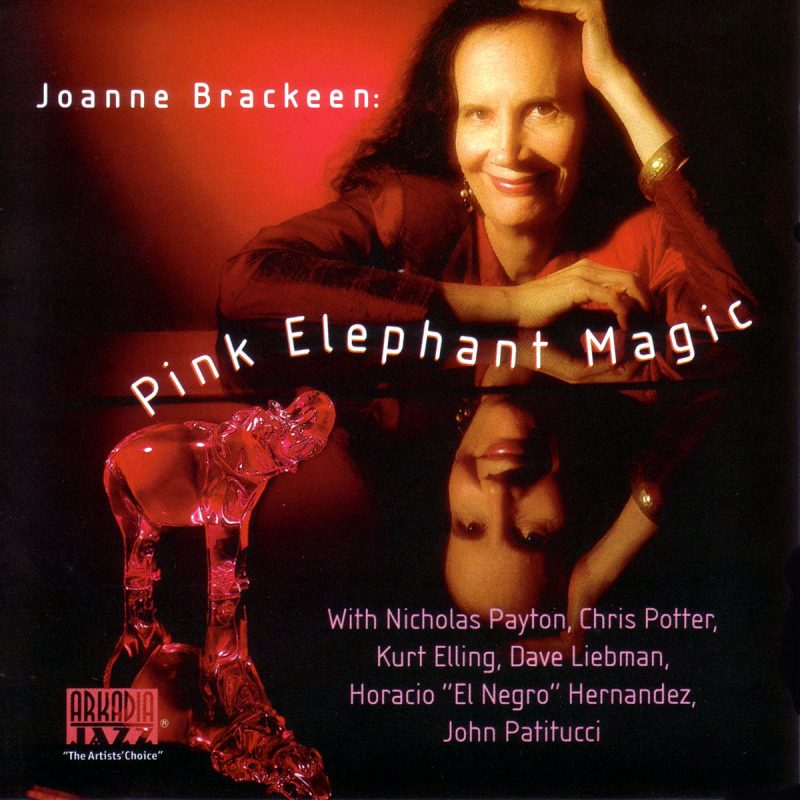 JOANNE BRACKEEN: Pink Elephant Magic
