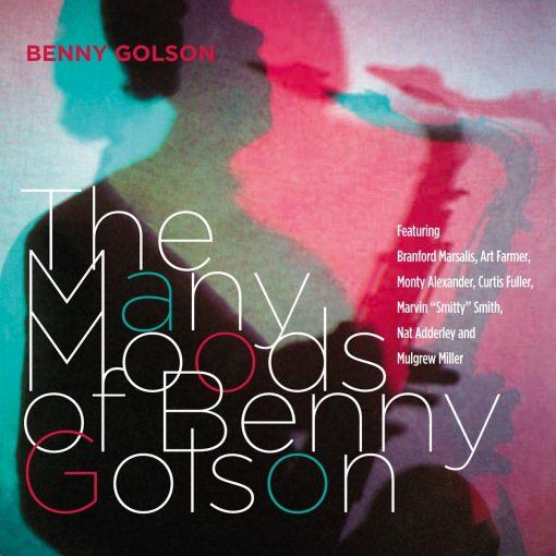 BENNY GOLSON: The Many Moods of Benny Golson
