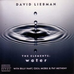 DAVID LIEBMAN - The Elements: Water