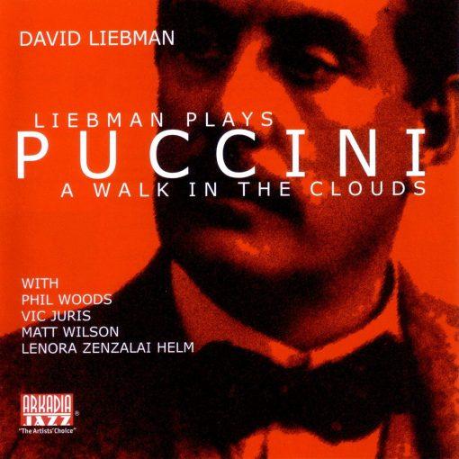 LIEBMAN Plays Puccini