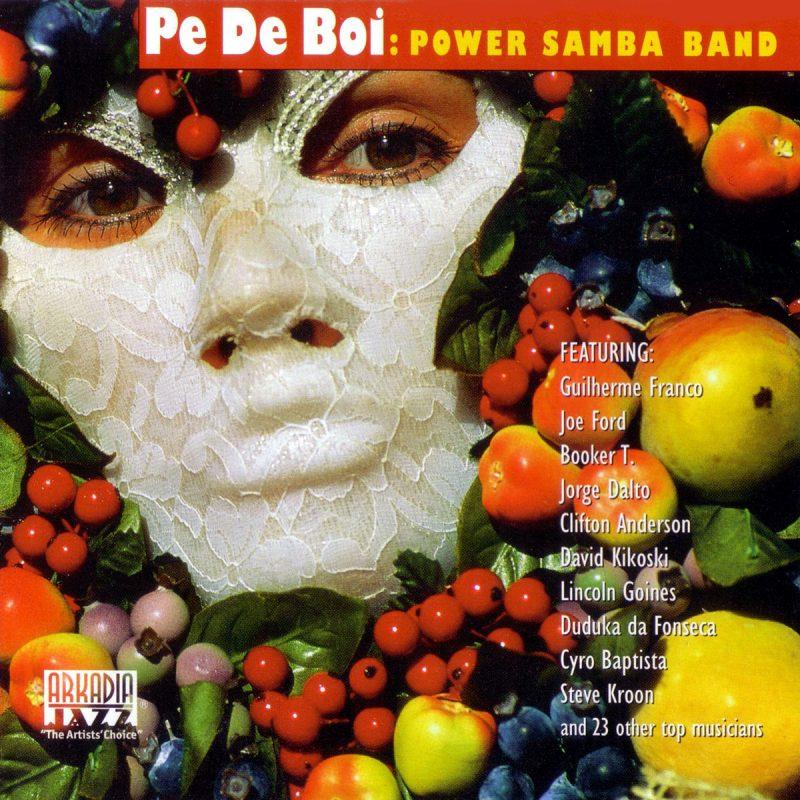 PE DE BOI: Power Samba Band