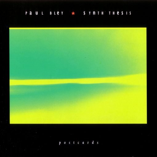PAUL BLEY: Synth Thesis