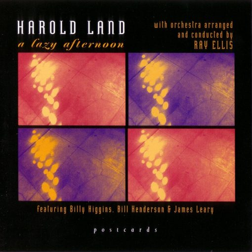 Harold Land: A Lazy Afternoon