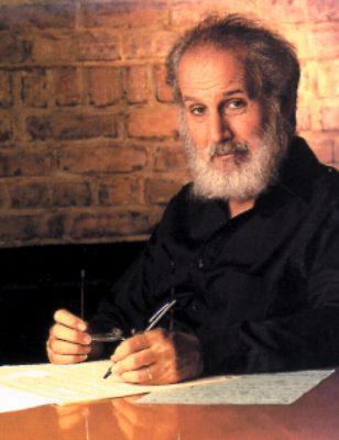 David Lahm writing with pen GOOD