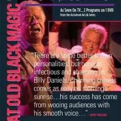 Billy Daniels: Thaqt Old Black Magic DVD