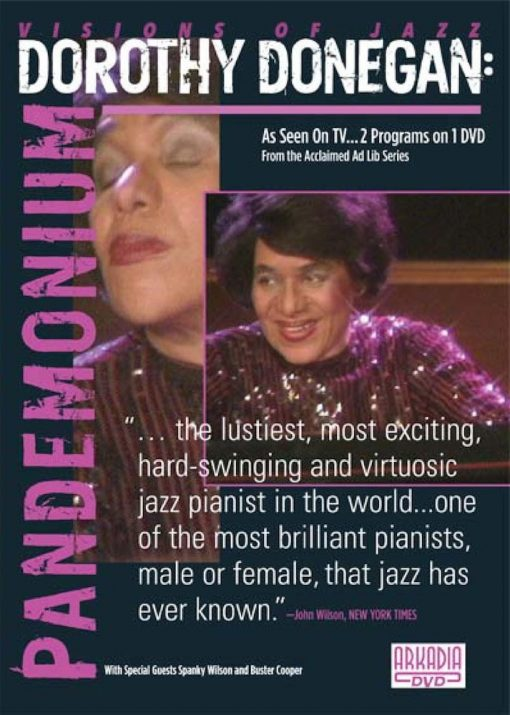 Dorothy Donegan- Pandemonium - 72032