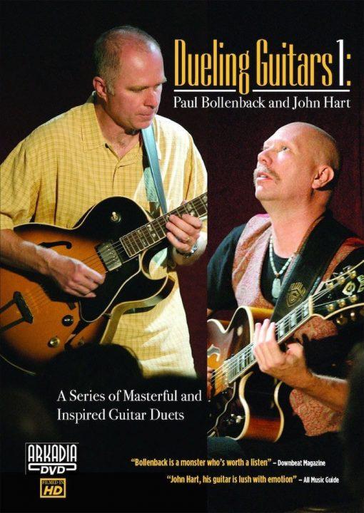 Dueling Guitars 1- Paul Bollenback & John Hart - 72021
