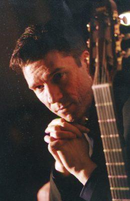 Nigel Clark guitar