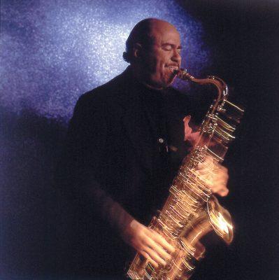 Collage Benny Golson shiny sax GOOD