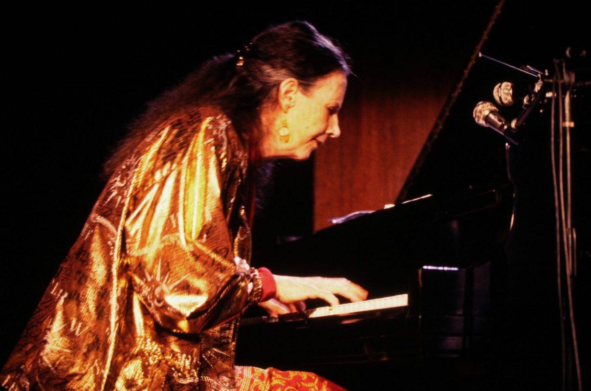 Joanne Brackeen piano